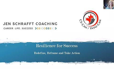 Resilience for success webinar